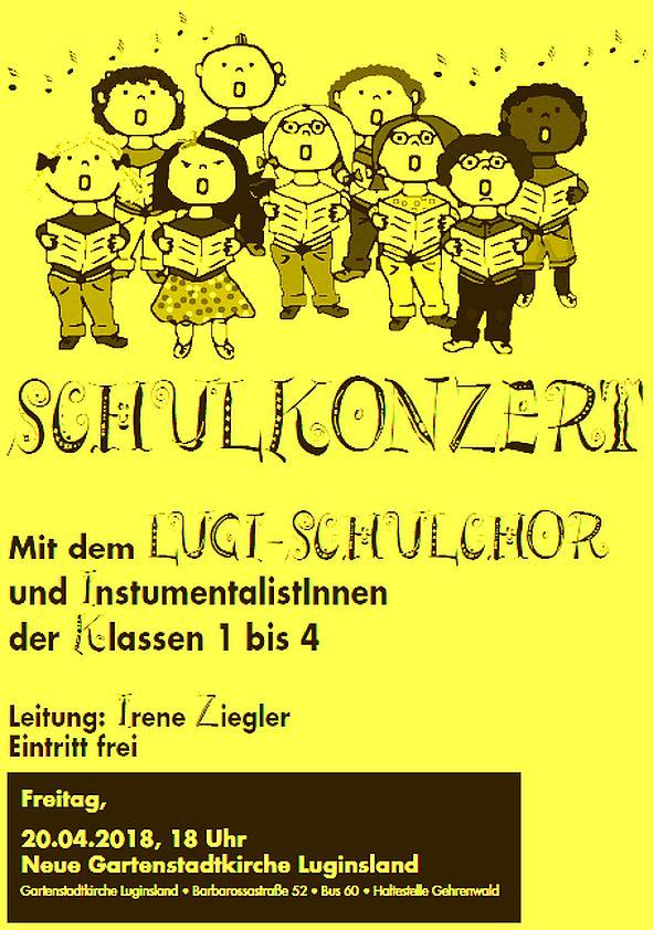 LUGi Schulkonzert
