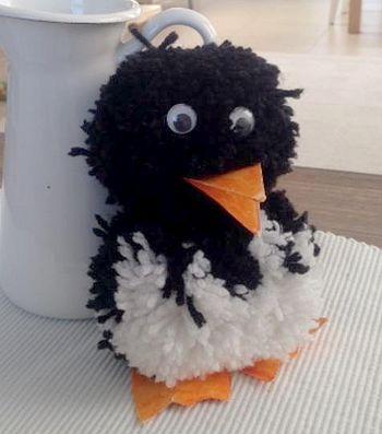 LUGi Maxis Wolle-Pinguin